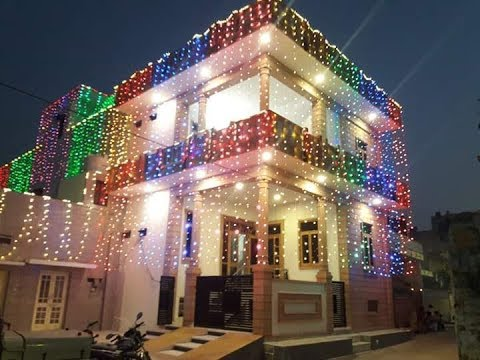 Jai Guru Dev Light Decoration Videos Wedding Home Light