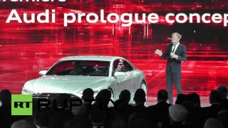 USA: See the luxurious A9 Prologue concept unveiled at LA Auto Show