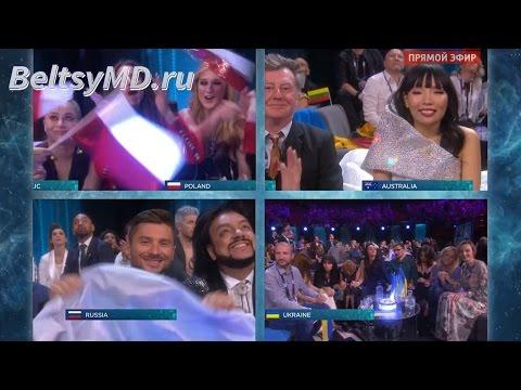 Финальное голосование на Евровидении 2016 - интрига