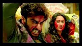 TEVAR Hindi Movie 2014   Sonakshi Sinha, Arjun Kapoor, Manoj Bajpayee   Trailer Launch Uncut