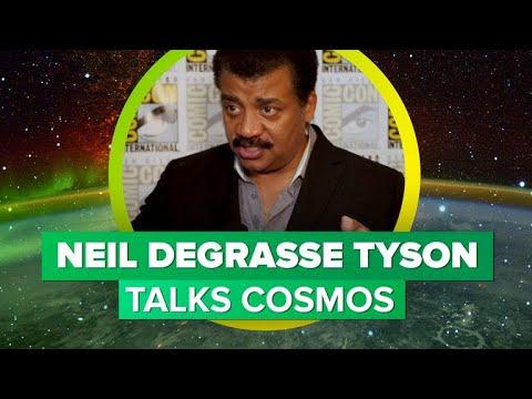 Neil deGrasse Tyson talks Cosmos Season 2