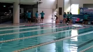 2015/06/18 特殊奧運游泳選拔賽 50公尺自由式