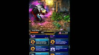 FFBE: God of Chaos Budget Clear