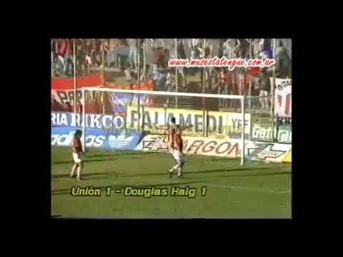 Unión de Santa Fe 1 - Douglas Haig de Pergamino 1 (Nacional B 1994/1995)