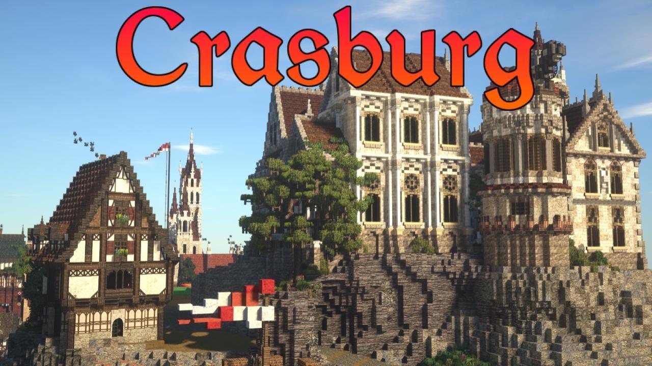 Back to the University | Crasburg | Episode 82 - Medieval Minecraft City