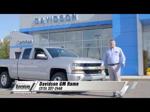 2018 Chevy Silverado Review And Test Drive Rome Ny Youtube
