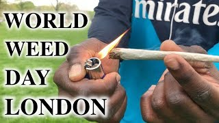 London Hacks - 420 World Weed Day | Hyde Park 2018
