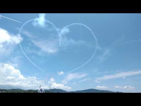 South Korean BlackEagles Capture The Heart At LIMA17