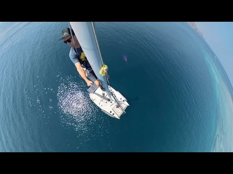 BOAT WORK: What Sailing Around The World Is Actually Like