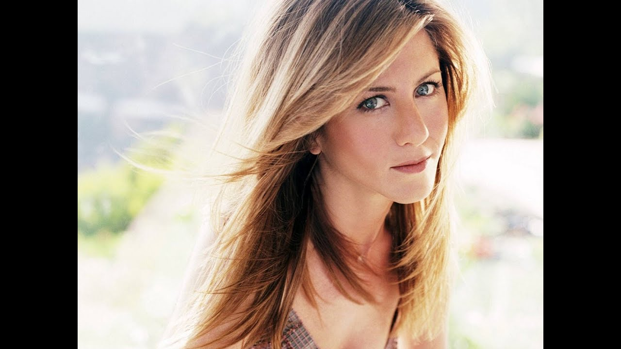 Jennifer Aniston Long Hairstyles Youtube