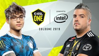 CS:GO - Team Liquid vs. Vitality [Inferno] Map 3 - Grand-Final - ESL One Cologne 2019