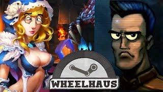 SPACE DICKS - Wheelhaus Gameplay