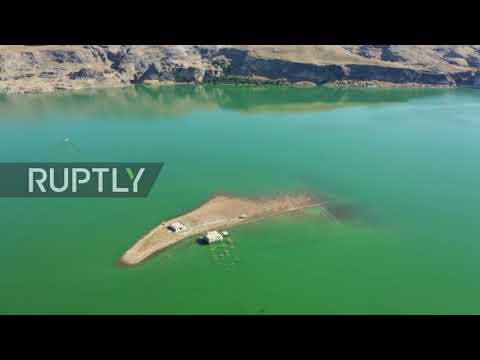 Turkey: Watch the ancient town of Hasankeyf disappear in dam reservoir