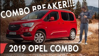 "2019 OPEL COMBO 1.5 LIFE ""BREAKER"" 