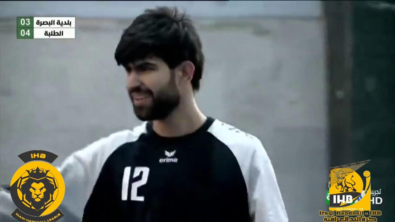 al talaba sc 23 - 19 baladia al basra - Iraqi handball league 2019 ...