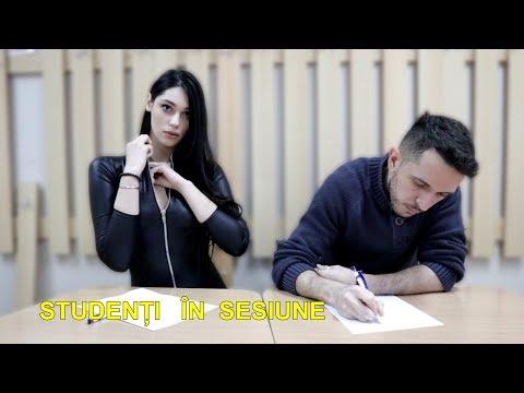 12 tipuri de studenți în sesiune | Kasia Theodora & Andrei Xmas