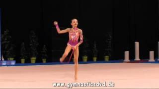 Kamelya Tuncel (TUR) - Junior 2002 03 - Aphrodite Cup Athens 2016
