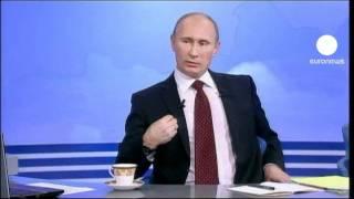 Putin: Amerika'nın müttefike değil köleye ihtiyacı var