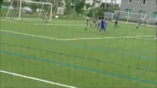 2016北海道サッカーリーグ第9節 十勝フェアスカイFC2点目