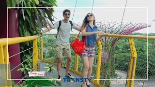 CELEBRITY ON VACATION - Dimas Beck And Michele Joan  Goes To Singapore 2 Part 2/3