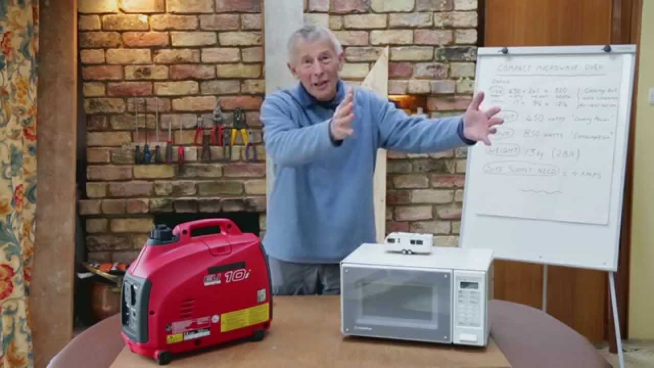 Practical Caravan On Microwave Ovens