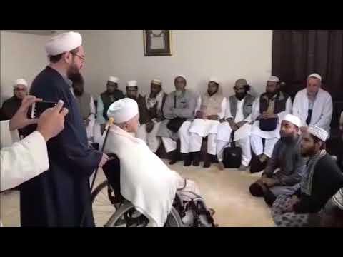 زيارة للشيخ محمود أفندي حفظه الله-(٢٠١٩)-د.محمد خالد الخرسه