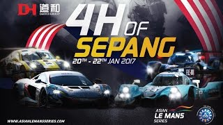 2016/2017 Asian Le Mans Series Round 4: 4 Hours of Sepang – Qualifying | Asian Le Mans Series