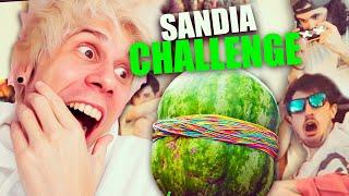 Sandia Challenge By Rubius