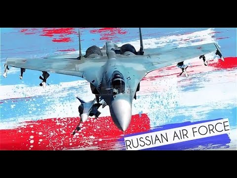 Russia's Air Force Day!