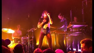 Tove Lo -12- Mateo (Live) Sunshine Kitty Release at Bowery Ballroom in NYC on 19Sep19
