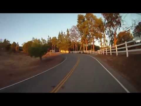Mulholland Hwy - Evening Ride