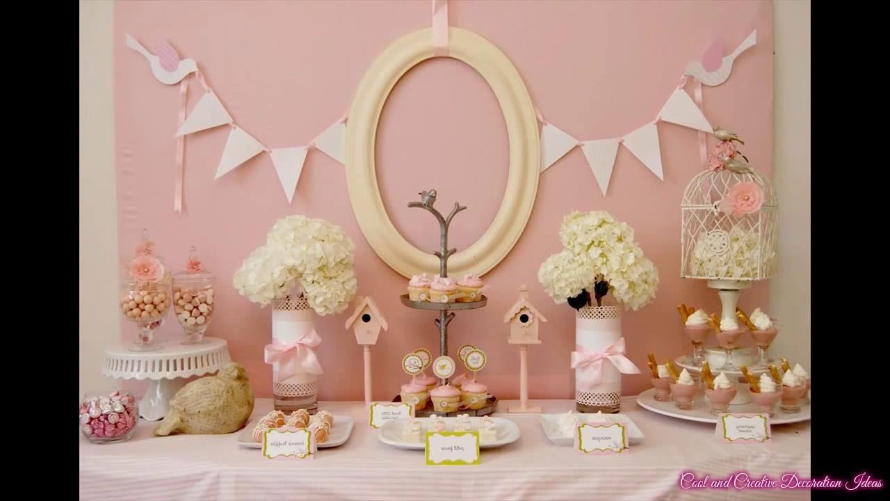 Diy Princess Party Decorations Ideas Youtube