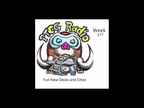 PTCG (Pokémon) Radio - Week 177 (Fun New Decks and Cities)