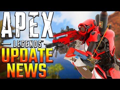 Apex Legends Update News! Pathfinder Hitbox Update + Season 2 Meta Changes + Code Leaf Fix