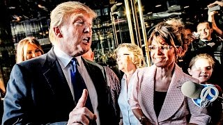 Palin & Trump - Republican BFFs Were Made For Each Other