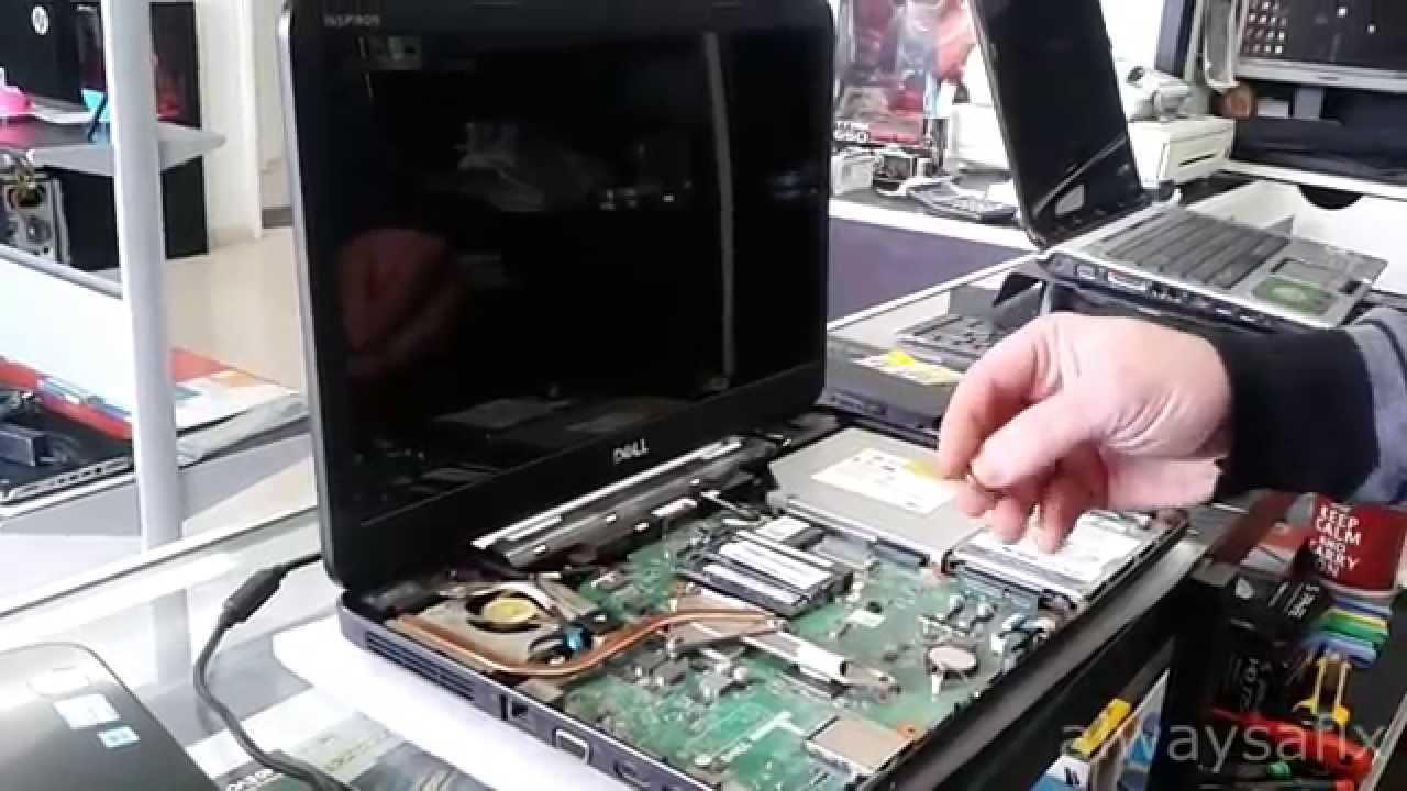 Dell Inspiron 5 beeps