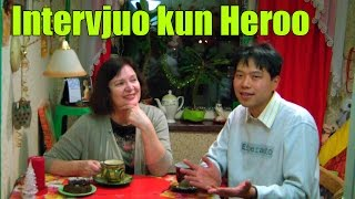 Intervjuo kun Heroo