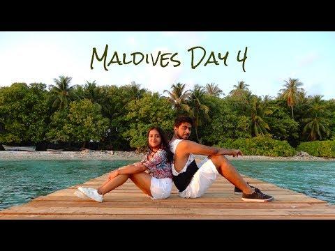 Maldives Vlog Day 4 | Travel vlog | Luxury Vacation | Beach