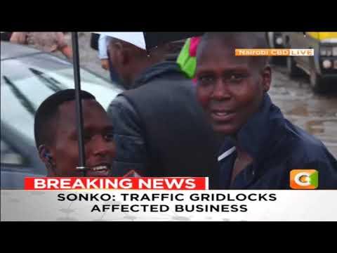 It's business as usual as Nairobi matatu CBD ban is lifted