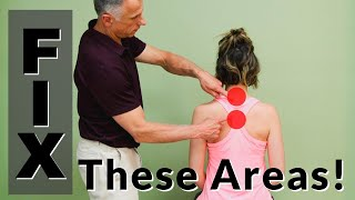 EASY Fix for Neck & Upper Back Pain-Secrets from Physical Therapists