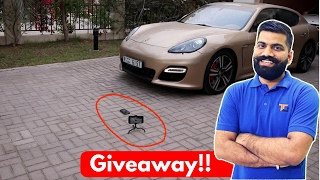 Phone under Porsche Panamera? Brutal Testing and Giveaway!! #SeeSomethingNew
