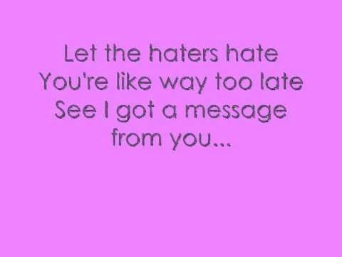 Jessie J - Whos Laughing Now Lyrics ♥