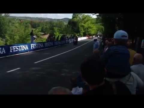 Il Giro d'Italia a Bevagna 15 Maggio 2012