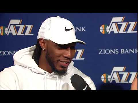 Jae Crowder About Joining The Jazz