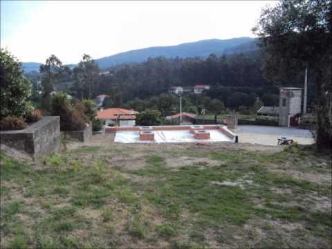 Requalificação do Monte de Sta. Luzia - Vilarinho (com música)