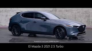 Mazda 3 Turbo  2021 + Kit Deportivo
