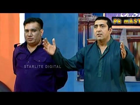 New Best of Zafri and Nirma Stage Drama Full Comedy Clip | Pk Mast