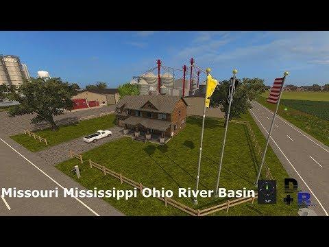 FS17: Missouri Mississippi Ohio River Basin Seasons V2 Preview