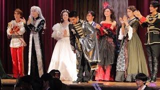 2016年10月8日に、東海高校・中学で上演されたカヅラカタ歌劇団「エリザ...