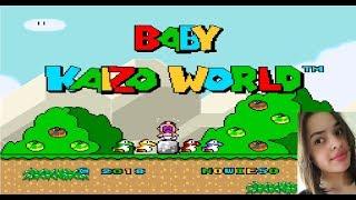 SMW Baby Kaizo Mario [Sem Save State] - AS AVENTURAS DO BEBÊ MARINHO!